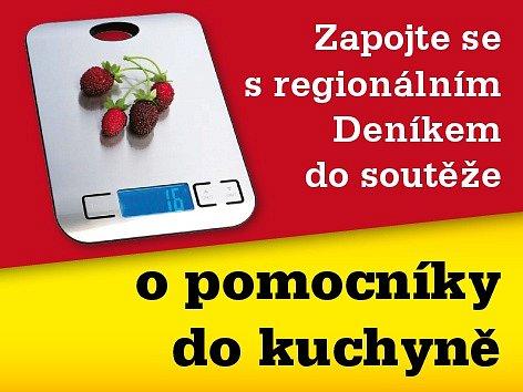 Zapojte se s regionálním Deníkem do soutěže o pomocníky do kuchyně.