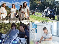 Videosouhrn 27.–30. září 2018