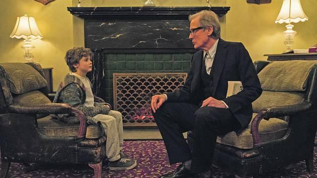 Start. Festival otevře drama The Kindness Of Strangers dánské filmařky Lone Scherfigové. Na snímku Bill Nighy