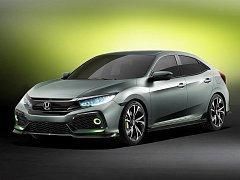 Honda Civic (prototyp).