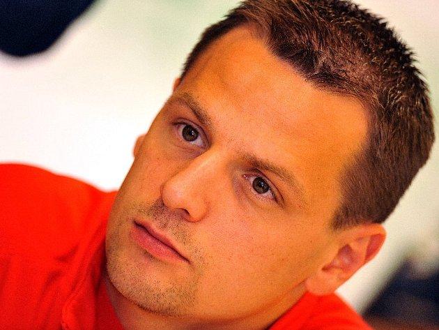 Marek Matějovský.