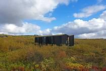 Islandské domky