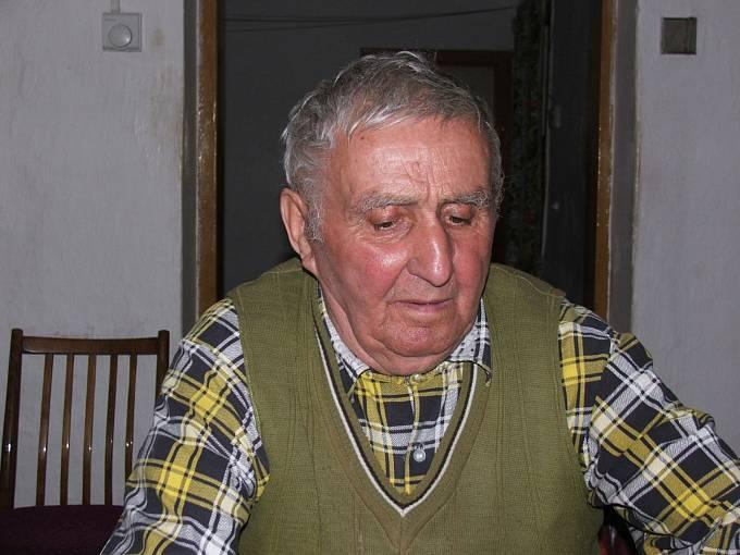 Antonín Činka v roce 2006