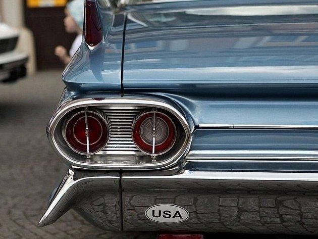Americká auta mají v Česku mnoho příznivců. Není divu.