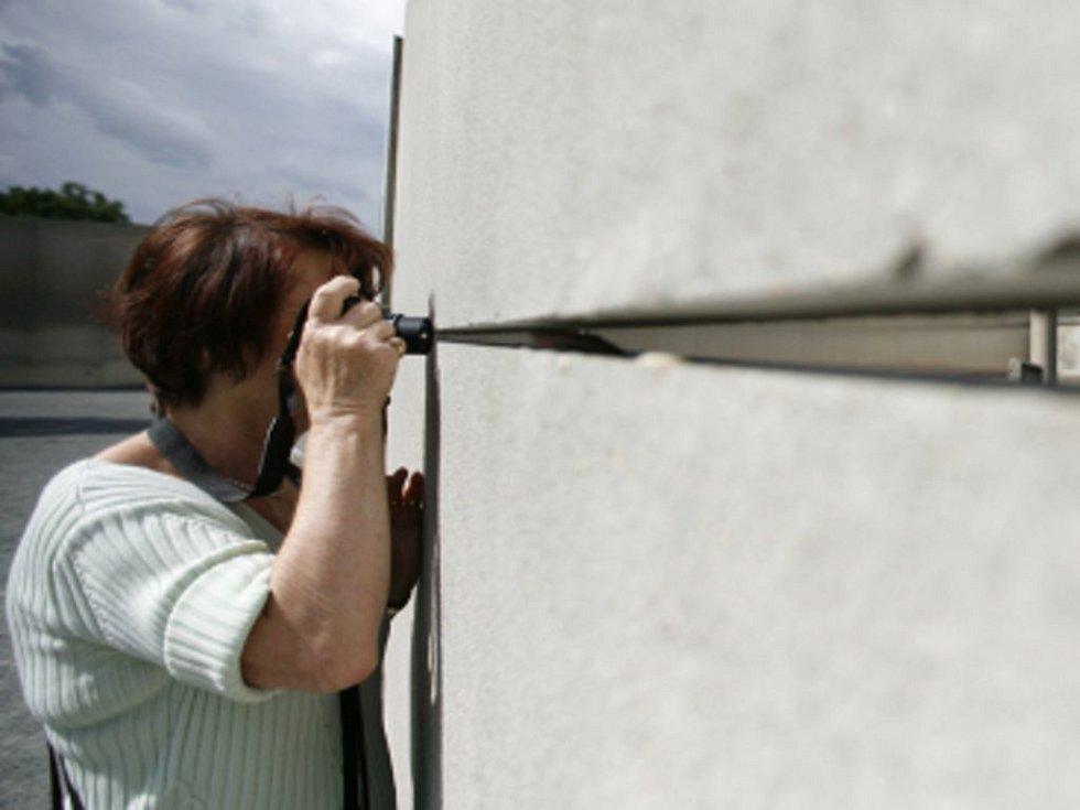 Berlínská zeď. Ilustrační foto.