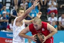 Evropské hry v Baku: čeští basketbalisté podlehli soupeřům z Ruska