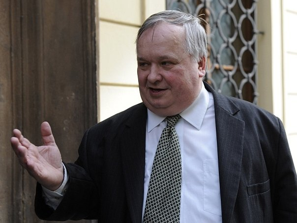 Ředitel Bezpečnostní informační služby (BIS) Jiří Lang
