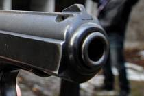 Pistole, střelba, kriminalita - ilustrační foto
