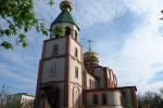 Pravoslavný kostel v dagestánském Kizljaru