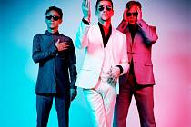 Depeche Mode v Praze vystoupí 10. února 2014 v O2 areně.