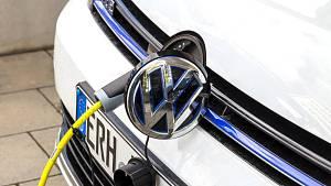 Volkswagen a elektromobily