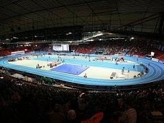 Halové mistrovství Evropy hostí Göteborg.