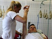 Filip na rehabilitaci