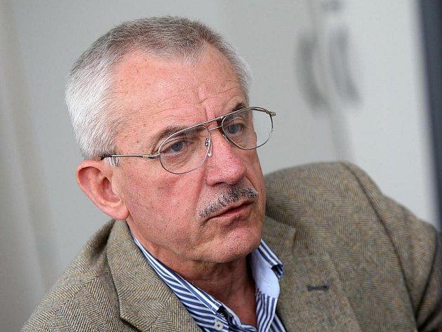 Ministr zdravotnictví Leoš Heger.