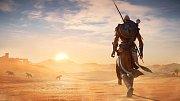 Počítačová hra Assassin's Creed: Origins.