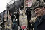 Čečenská metropole Groznyj se dnes ráno stala terčem prudkého útoku islámských radikálů, který si vyžádal deset mrtvých policistů a osm zabitých útočníků.