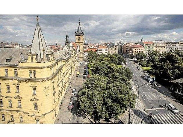 Karlovo náměstí v Praze