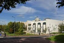 Mešita na pařížském předměstí Créteil z roku 2008