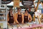 V netradiční cukrárně v Lošticích voní tvarůžkové speciality.