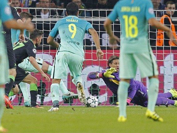Borussia Mönchengladbach - FC Barcelona