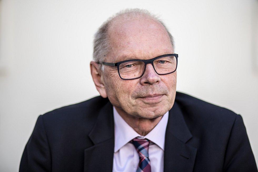 Ministr financí Ivan Pilný.