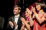 Tisková konference k devátému ročníku taneční soutěže České televize StarDance se konala 5. září 2018 v Praze. Na snímku David Svoboda.