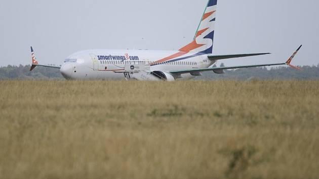 Boeing 737 MAX společnosti Smartwings