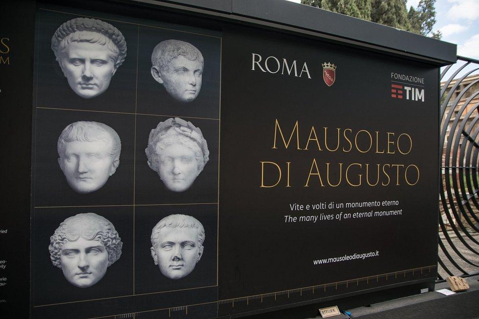 Augustovo mauzoleum