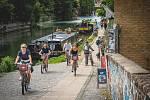 Cyklistiku čeká ve Velké Británii zlatá éra, tvrdí premiér Boris Johnson.