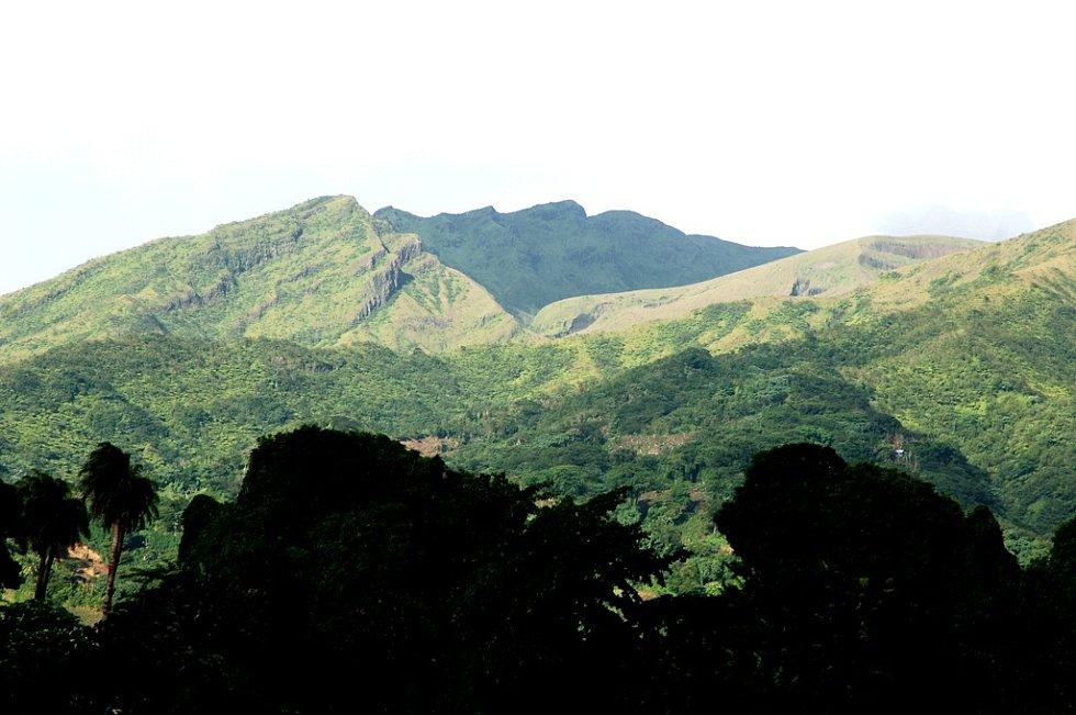Sopka La Soufriere