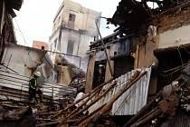 Halab je nyní hlavním dějištěm syrského konfliktu, který si vyžádal za více než pět let přes 300.000 mrtvých.