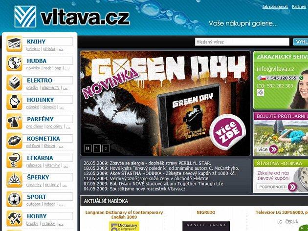 Vltava.cz - ilustrační foto