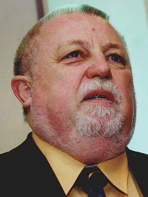 Prezident Svazu obchodu a cestovního ruchu Zdeněk Juračka.