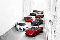 Pinnacle Portfolio je nejdražší soukromá sbírka aut, jaká se kdy dostala do aukce.