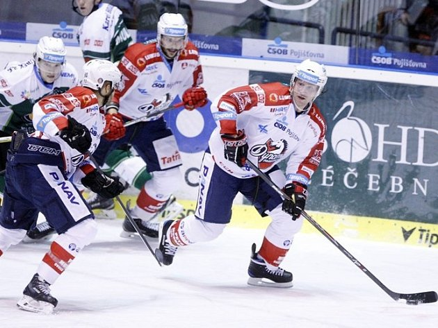 Dynamo Pardubice - Karlovy Vary 5:3