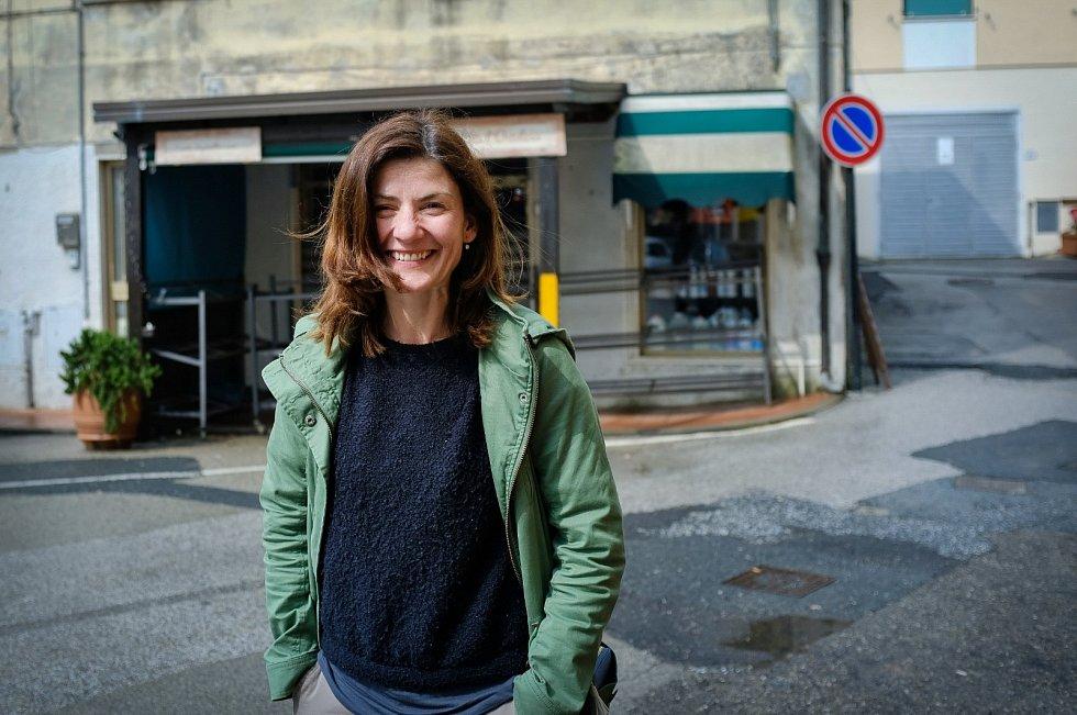Když Lenka Gallo před deseti lety uviděla Toskánsko, zrodila se láska na první pohled.