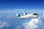 Nový koncept letadla Maveric.