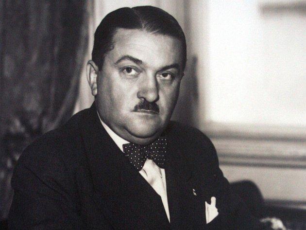 Alois Eliáš.