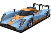 Sportovní prototyp Aston Martin LMP 1.