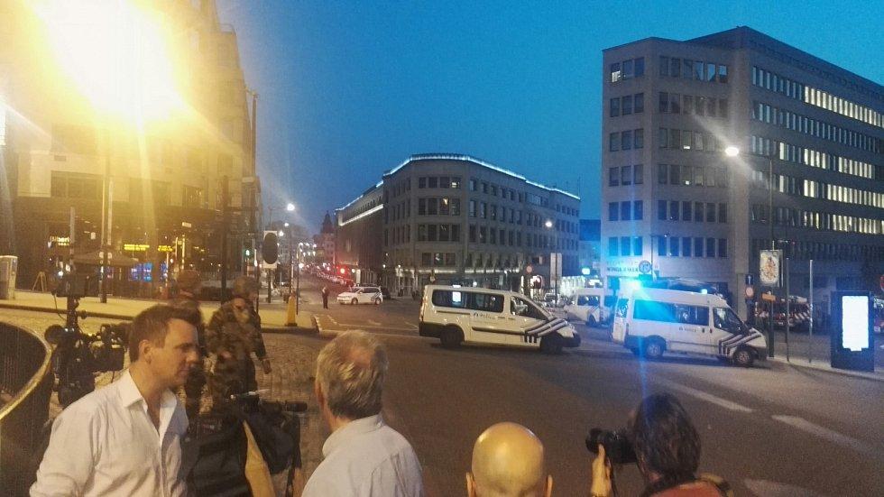 Brusel, incident 20.června