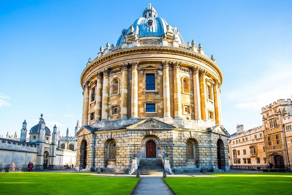 Bodleyova knihovna, Oxfordská univerzita