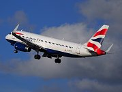 Airbus A320-232 British Airways.
