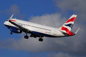 Airbus A320-232 British Airways.