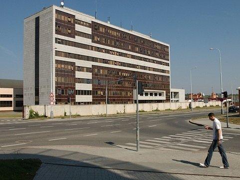 Budova Bezpečnostní informační služby (BIS) v Praze.