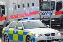Britská policie - ilustrační foto