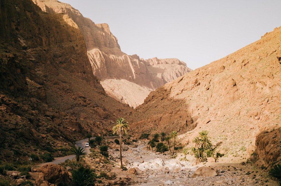 V dodávce zvané Dodynka se podívali na exotická místa.
