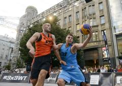 ČESKÉ NADĚJE. Putování Humpolce loňským turnajem skončilo ve čtvrtfinále. Letos chce parta okolo Ondřeje Dygrýna (vpravo) dokráčet do bojů o medaile.