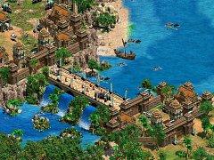 Počítačová hra Age of Empires 2 HD: Rise of the Rajas.