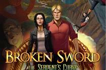 Počítačová hra Broken Sword: The Serpent's Curse.