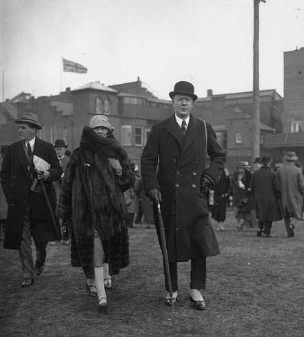 Módní návrhářka Coco Chanel a Hugh Richard Arthur Grosvenor, vévoda z Westminsteru